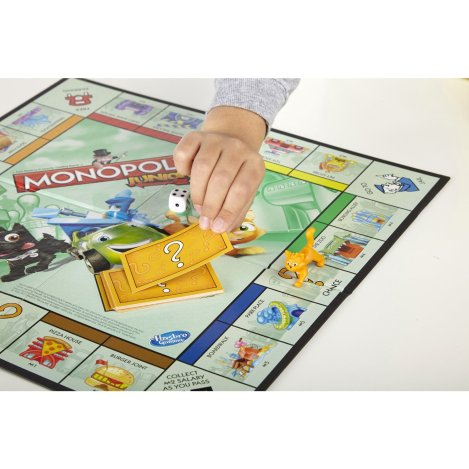 Monopoly Junior featured on TechSavvyMama.com's Best Gifts for Preschoolers 2015