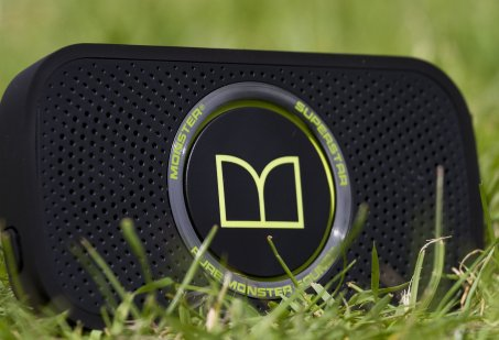 Monster Super Star Wireless Bluetooth Speaker featured on TechSavvyMama.com's 2015 Gift Guide: Best Gifts for Teens
