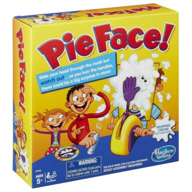 Pie Face featured on TechSavvyMama.com's 2015 Best Gifts for Early Elementary Ages (ages 5-8 or grades K-2)