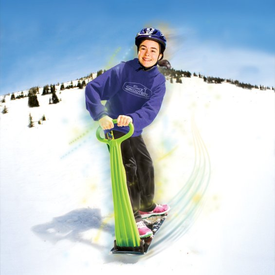 Ski Skooter featured on TechSavvyMama.com's Best Gifts for Preschoolers 2015
