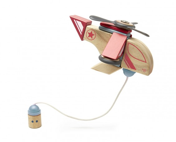 Tegu Skyhook Magnetic Block Set featured on TechSavvyMama.com's Best Gifts for Toddlers 2015