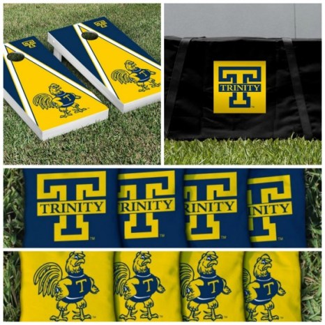 Custom Cornhole set from Victory Tailgate featured on TechSavvyMama.com's 2015 Best Gifts for Dads