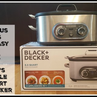 Delicious Meals Made Easy with Black + Decker's 6.5 Quart Multicooker