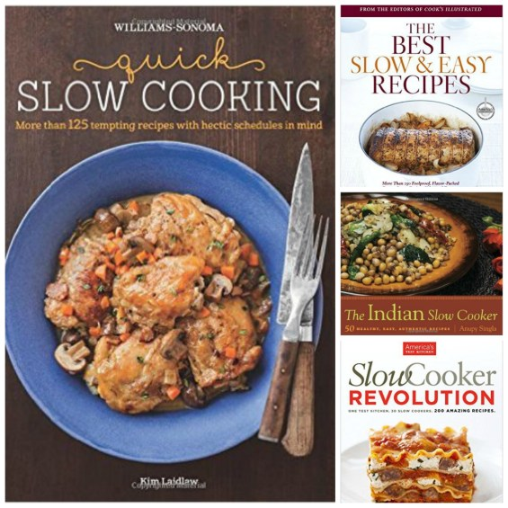 Favorite Slow Cooker Cookbooks