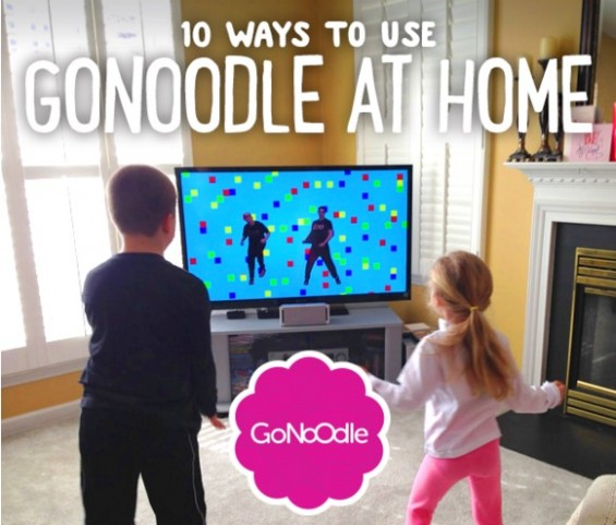 10 Ways to Use GoNoodle at Home on your Apple TV