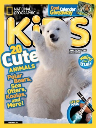 Why National Geographic Kids Magazine giveaway on TechSavvyMama.com