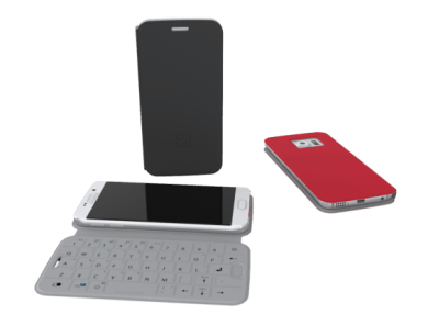 One2Touch SlimType Smart Cover featured in TechSavvyMama.com's Valentine's Day Gift Guide
