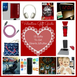 Valentine's Day Gift Guide: 13 Items to Set Their Heart Aflutter