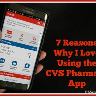 7 Reasons Why I Love Using the CVS Pharmacy App #MyCVSApp