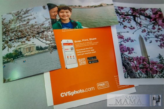 How to Print Photos for Same Day Pickup Using the CVS Pharmacy App. Details on TechSavvyMama.com #MyCVSApp