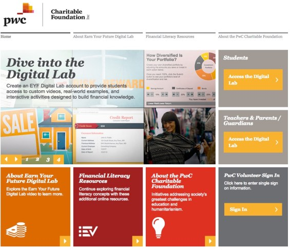 Earn Your Future Digital Lab: Free Financial Literacy Resource for Parents & Teachers. Details on TechSavvyMama.com