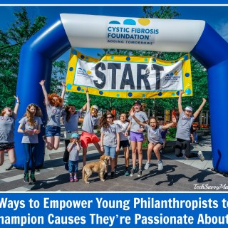 5 Ways to Empower Young Philanthropists to Champion Causes They're Passionate About