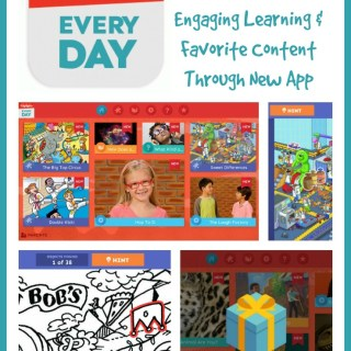 Highlights Every Day Provides Engaging Learning & Favorite Content Through New App (w giveaway)