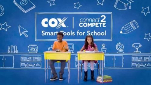 4 Cable Companies That Offer Low Cost Internet to Qualifying Families: Cox Connect2Compete. Info on TechSavvyMama.com
