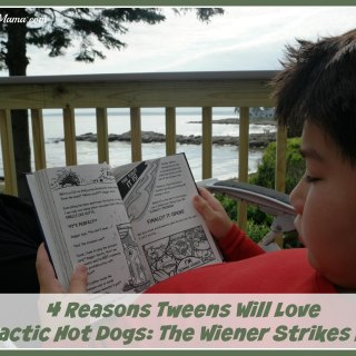 4 Reasons Tweens Will Love Galactic Hot Dogs: The Wiener Strikes Back (w. giveaway)
