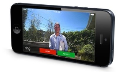 How Ring Video Doorbell Provides Peace of Mind So You're #AlwaysHome Even When Away on TechSavvyMama.com #sponsored