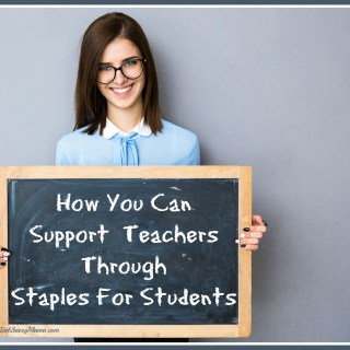 Support Public School Teachers through #StaplesforStudents and Win a $50K Scholarship & Chance to Meet Katy Perry!