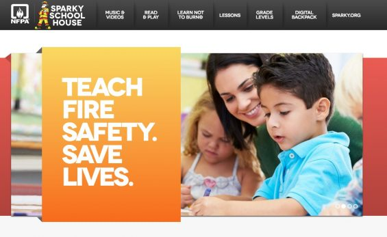 Free Resources for Teaching Fire Safety to Kids on TechSavvyMama.com