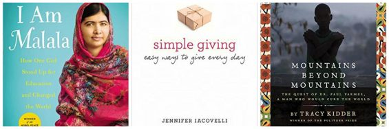 Books to Inspire Tweens and Teens to Live a Life of Giving on #GivingTuesday and Beyond on TechSavvyMama.com