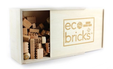 Eco-Bricks start at at $22.61 and are a 2016 TechSavvyMama.com gift guide pick for toddlers and preschoolers.