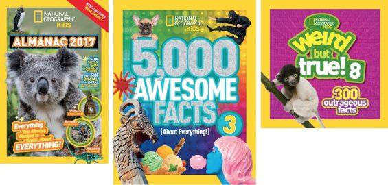4 Reasons We Love Books from National Geographic Kids on TechSavvyMama.com