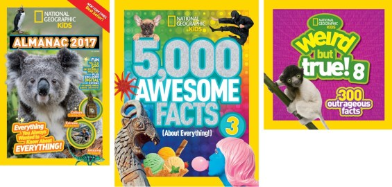 4 Reasons We Love Books from National Geographic Kids on TechSavvyMama.com