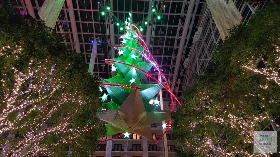 5 Reasons to Make Gaylord National Harbor's Christmas on the Potomac Part of Your Holiday Tradition: Gaze at the Spectacular Tree and more on TechSavvyMama.com