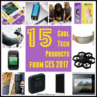 15 Cool Tech Products from #CES2017 You Need to Know About