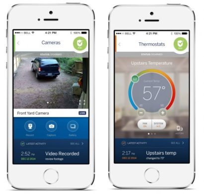 ADT Pulse App: 1 of 7 Smart Home Connected Products from #CES2017 Worth Knowing About on TechSavvyMama.com