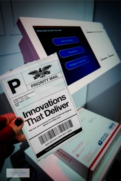 6 Technology Innovations from the United States Postal Service Designed for Today's Digital Consumers #CES2017 — TechSavvyMama.com