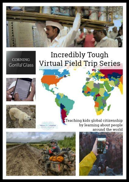 Corning Gorilla Incredibly Tough Virtual Field Trip Series