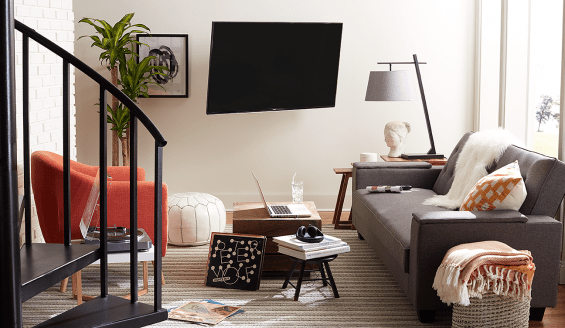 5 Reasons Families Should Mount Flat Screen TVs