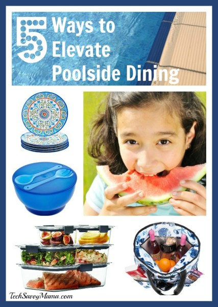 5 Ways to Elevate Poolside Dining