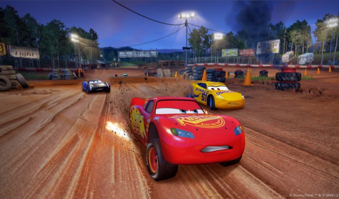 About Cars 3: Driven to Win with a Video Game Giveaway
