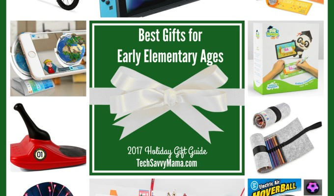2017 Gift Guide: Gifts for Early Elementary Ages (ages 5-8 or grades K-2) w Bike Giveaway!