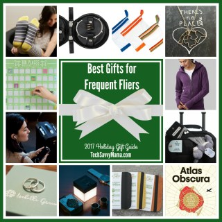 2017 Gift Guide: Best Gifts for Frequent Fliers