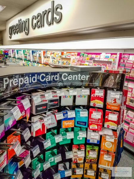 Teacher gifts, hostess gifts, even gifts for your mail carrier and trash pickup crew can be easily obtained at CVS. The wide selection of gift cards makes ...
