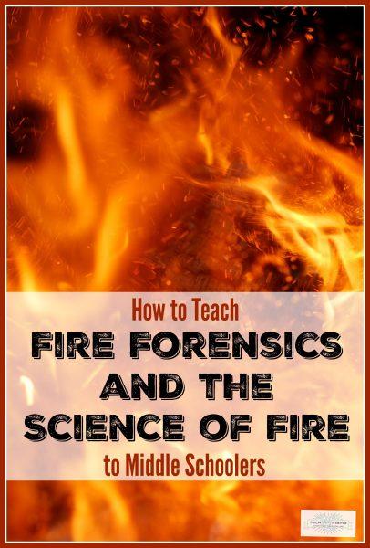 teach fire forensics