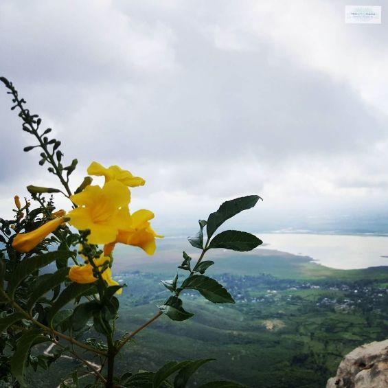 View of Haiti en route to Mirebalais
