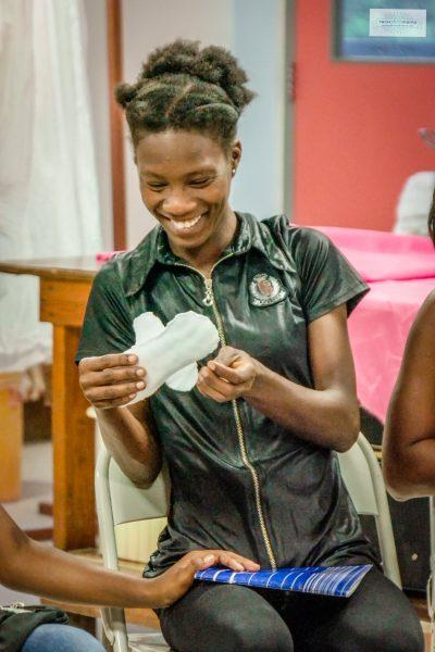 Haiti Projects Pad Project