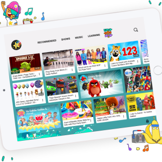 New YouTube Kids App Features Give Parents More Control Over Content