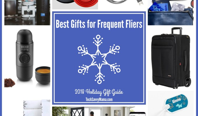 2018 Gift Guide: Best Gifts for Frequent Fliers
