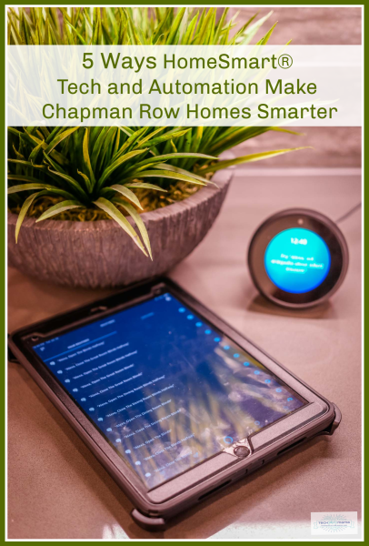HomeSmart® Tech at Chapman Row