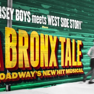 A Bronx Tale Coming to DC's National Theatre