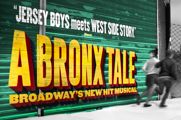 A Bronx Tale Coming to DC's National Theatre (w ticket giveaway!)