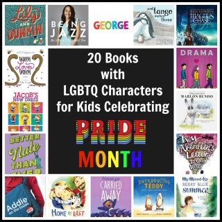 Books with LGBTQ Characters