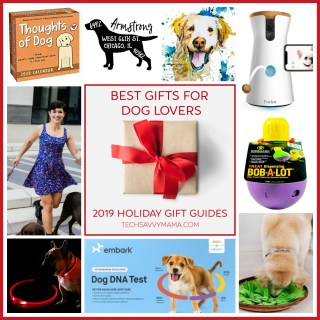 2019 Gift Guide: Best Gifts for Dog Lovers (and the Dogs They Love!)