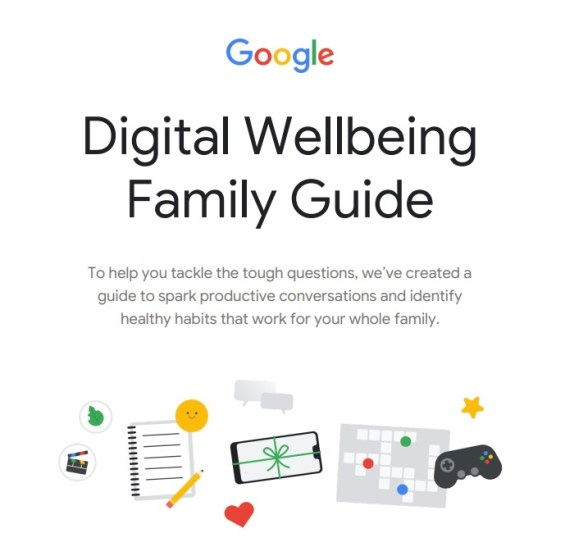 digital wellbeing for teens