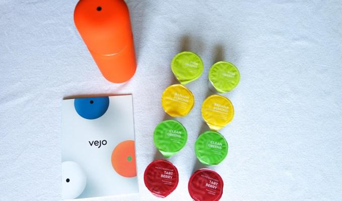 Vejo Review: Portable Pod Blender for Premium Plant-Based Nutrition