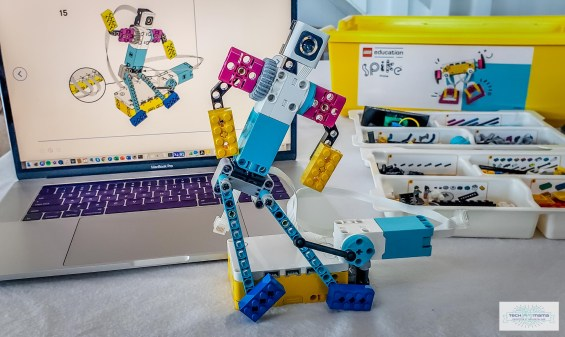 LEGO Education Rebuild The World